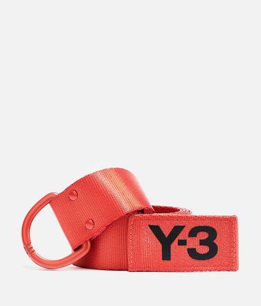 Y-3 Logo Belt