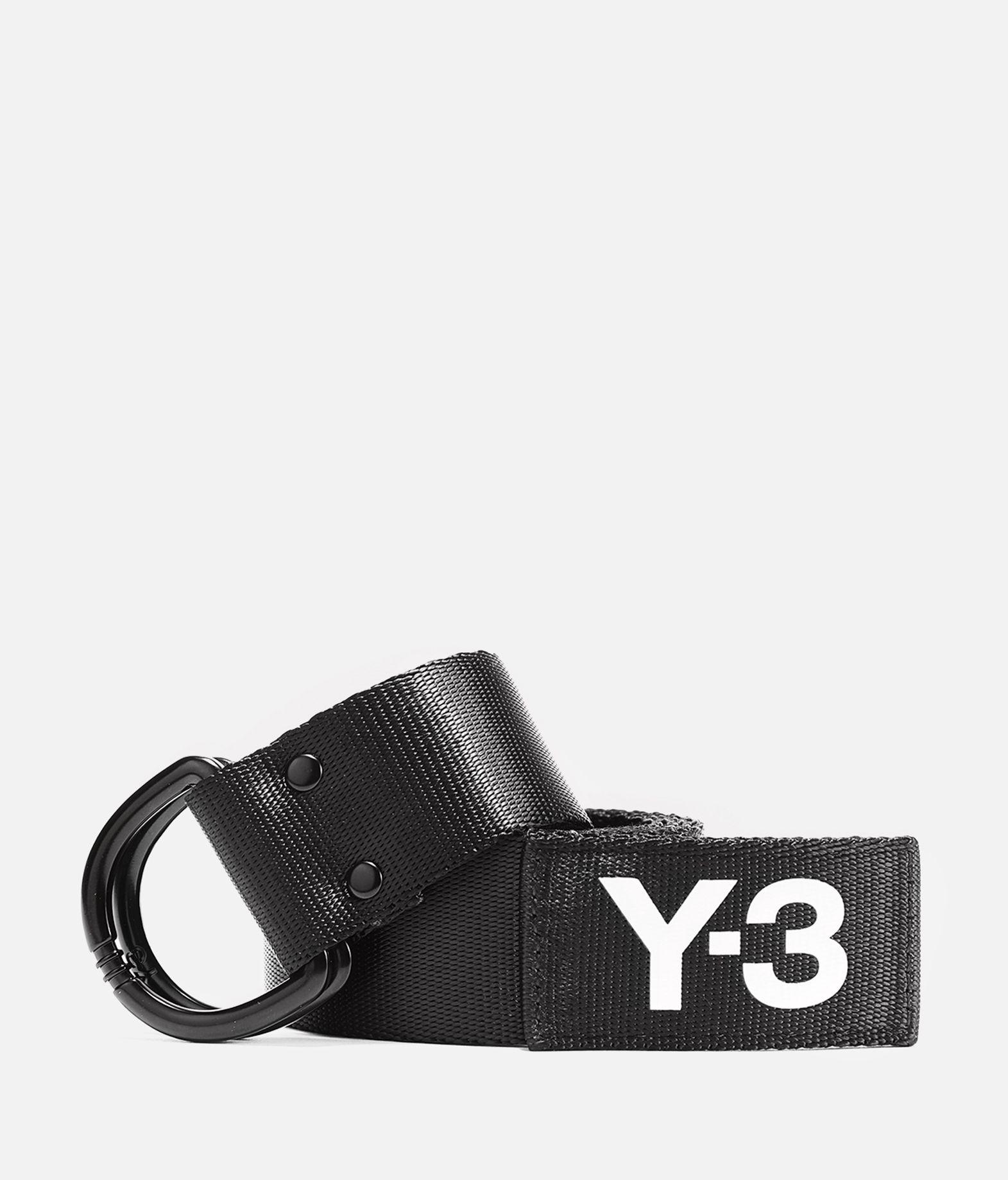 Y-3 Y-3 Logo Belt Gürtel E f
