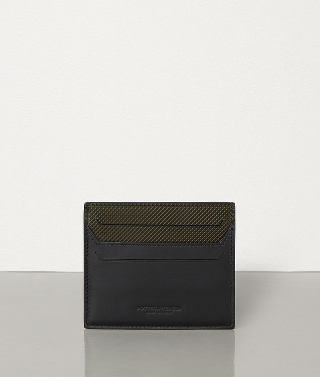 BOTTEGA VENETA SMALL CARD CASE IN MARCOPOLO CALFSKIN Card Case Man fp