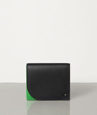 CARD CASE IN NAPPA BICOLOR