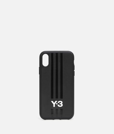 Y-3 Moulded Case Leather iPhone X
