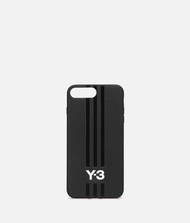 Y-3 Moulded Case Leather iPhone 6+/6s+/7+/8+