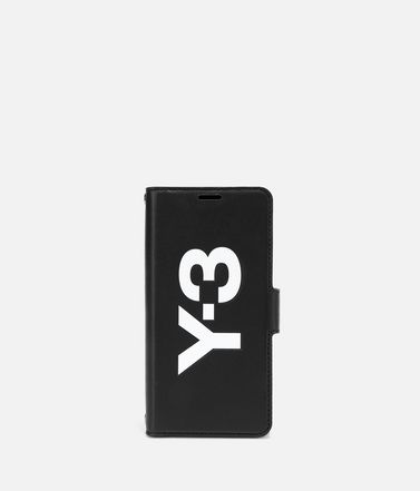 Y-3 Booklet Case Functional iPhone X/XS