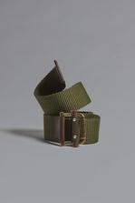 DSQUARED2 Botanic Eden Military Bukle Belt Belt Man