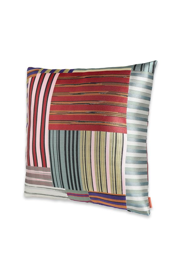 MISSONI HOME WINSLOW  CUSHION E, Frontal view