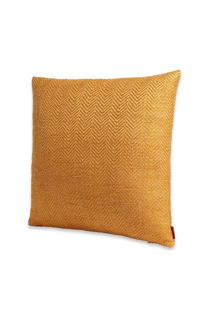 MISSONI HOME OJUS  CUSHION Ochre E - Back