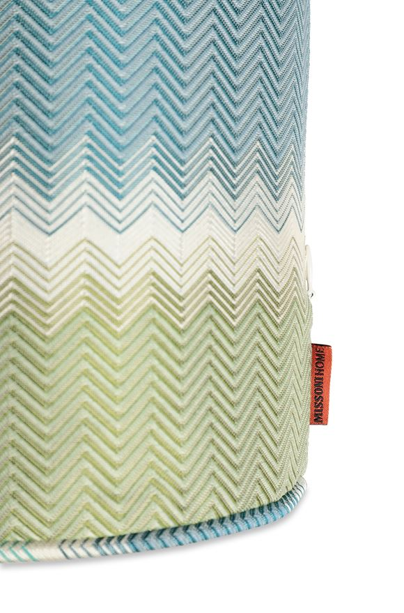 MISSONI HOME WESTMINSTER CUSHION ROULEAU E, Rear view