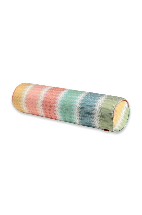 MISSONI HOME WESTMINSTER CUSHION ROULEAU Ivory E