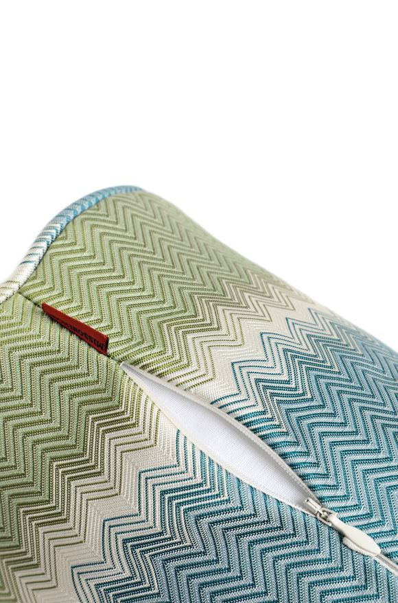 MISSONI HOME WESTMINSTER CUSHION ROULEAU E, Side view