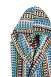 MISSONI HOME WALBERT HOODED BATHROBE E, Rear view