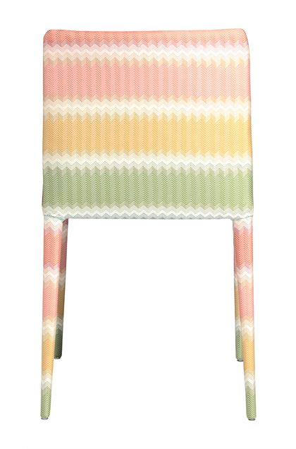 MISSONI HOME MISS CHAIR Ochre E - Front