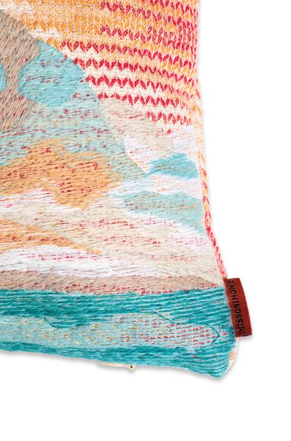 MISSONI HOME WIMILLE KISSEN Orange E - Vorderseite