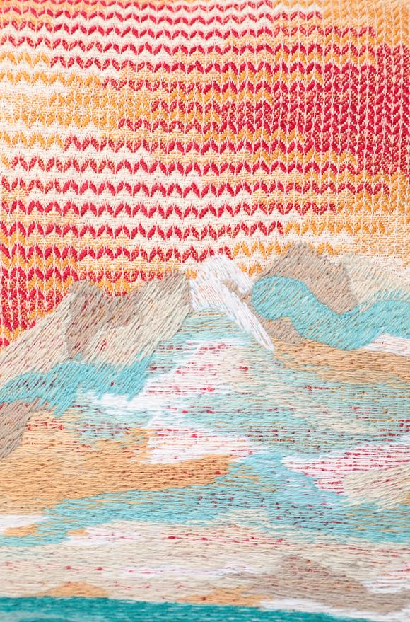 MISSONI HOME WIMILLE CUSHION E, Product view without model