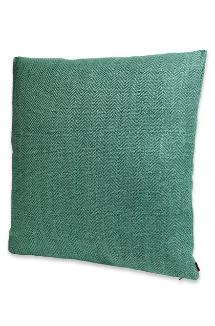 MISSONI HOME OJUS  CUSHION Green E - Back