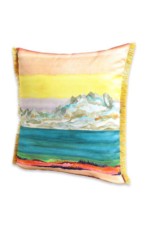 MISSONI HOME WIMEREUX CUSHION E, Frontal view