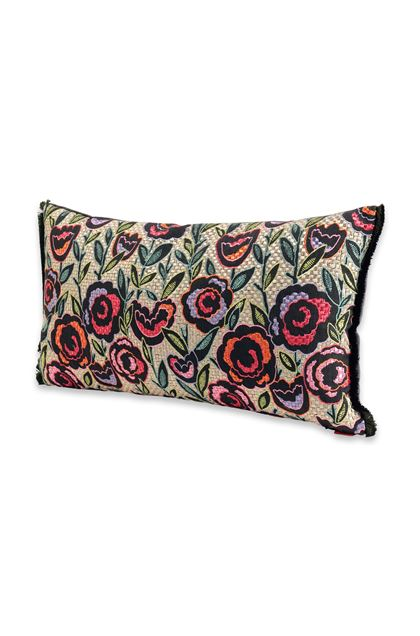 MISSONI HOME WELLINGTON CUSHION Beige E - Back