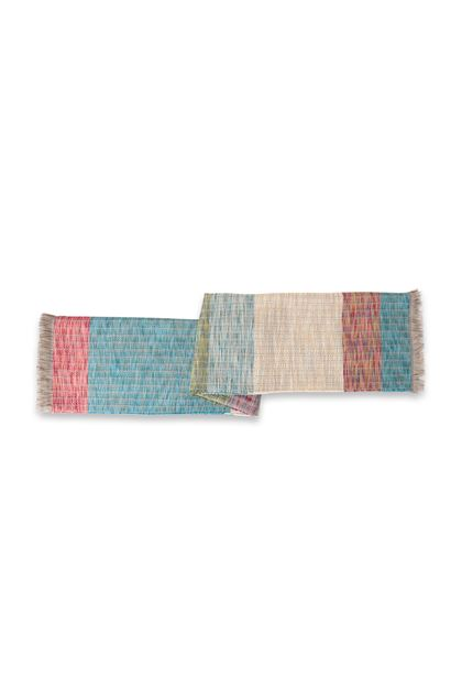 MISSONI HOME WALDO THROW Sky blue E - Front