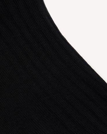 REDValentino SR3KIA004GP 0NI Socks Woman r