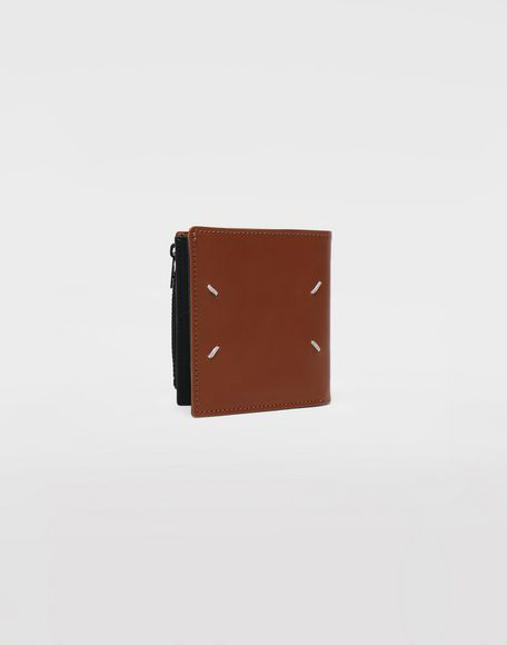 MAISON MARGIELA Leather wallet Wallets Man r