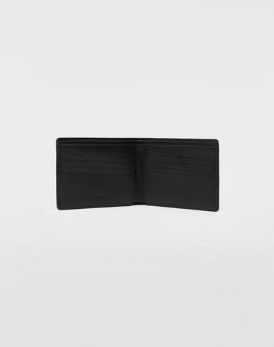 ACCESSORIES Logo wallet Black