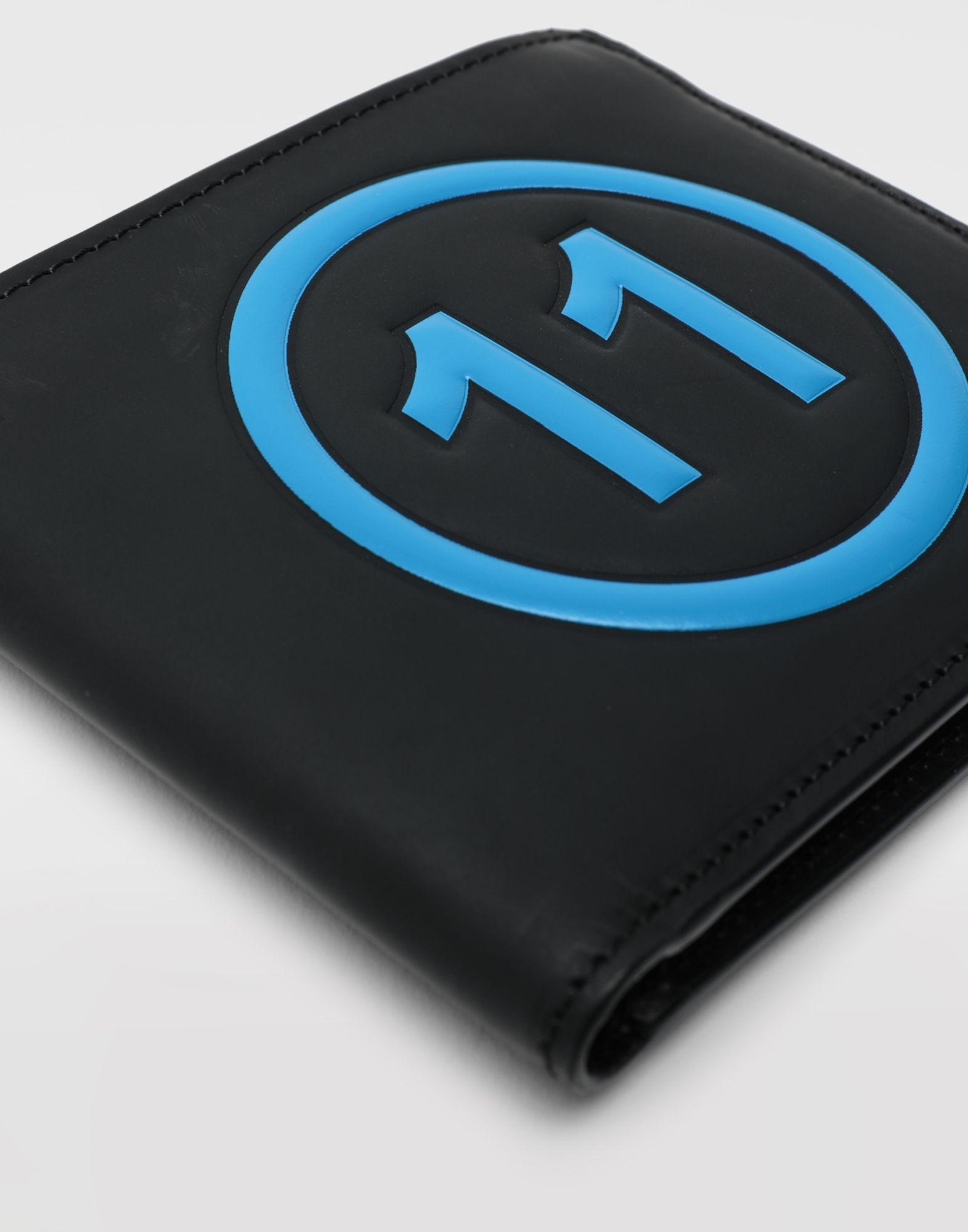 MAISON MARGIELA Brieftasche mit Logo Portemonnaie Herr a