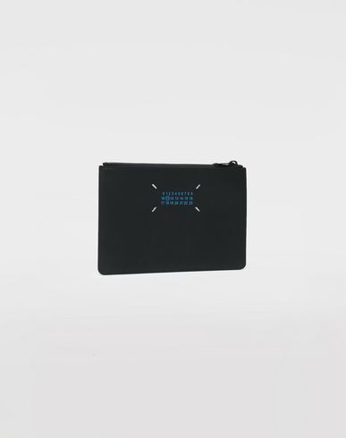 ACCESSORIES Logo pouch  Black