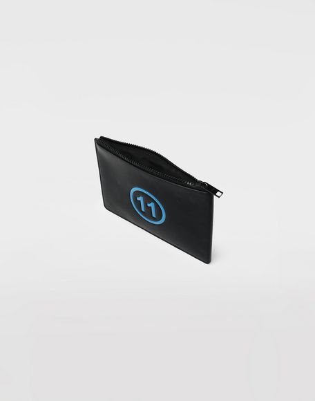 MAISON MARGIELA Logo pouch Wallet Man d