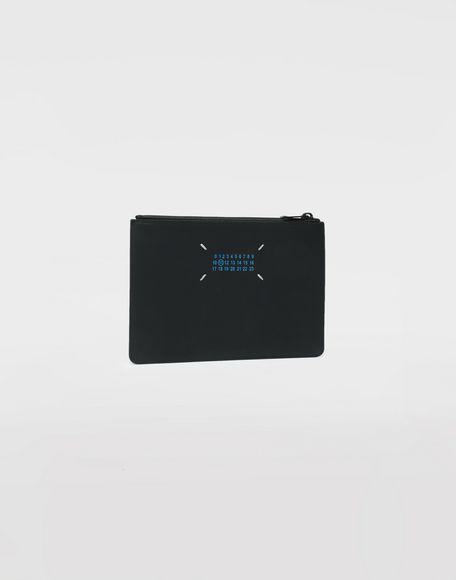 MAISON MARGIELA Logo pouch Wallet Man r