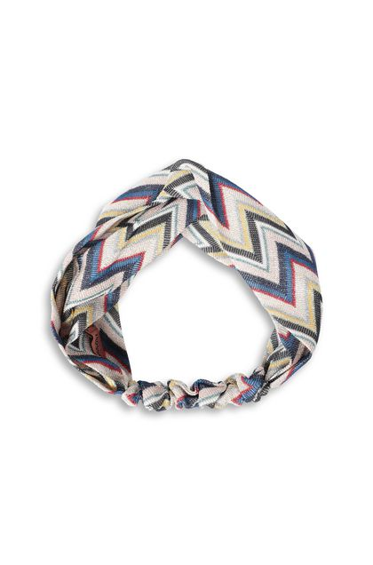 MISSONI Head band Sand Woman - Back