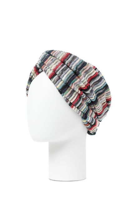 MISSONI Turban Light pink Woman - Front