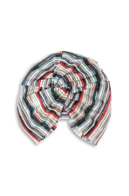 MISSONI Turban Light pink Woman - Back