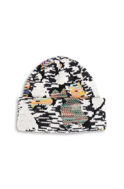 MISSONI Hat White Woman - Back