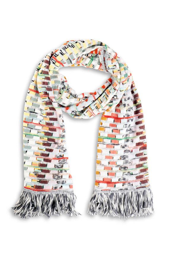 MISSONI Stole Woman, Frontal view