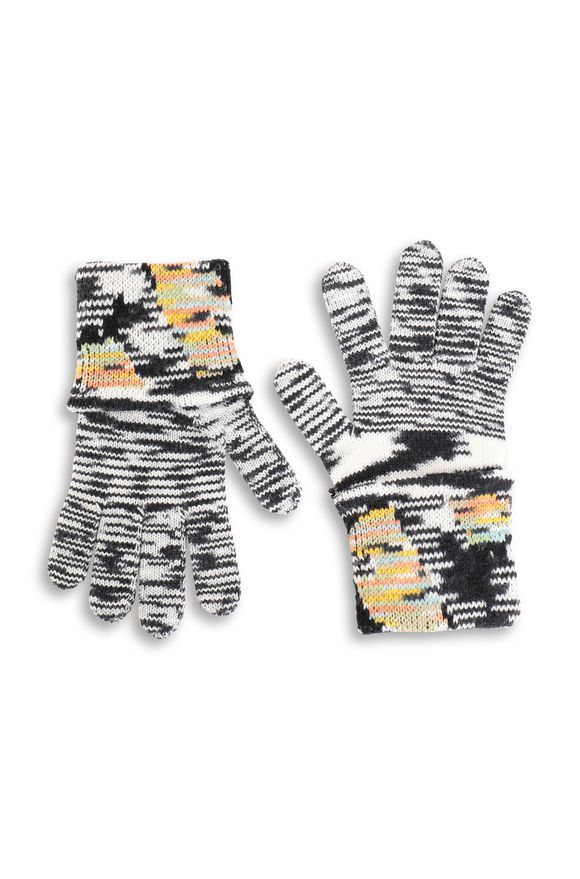 MISSONI Gloves Woman, Frontal view