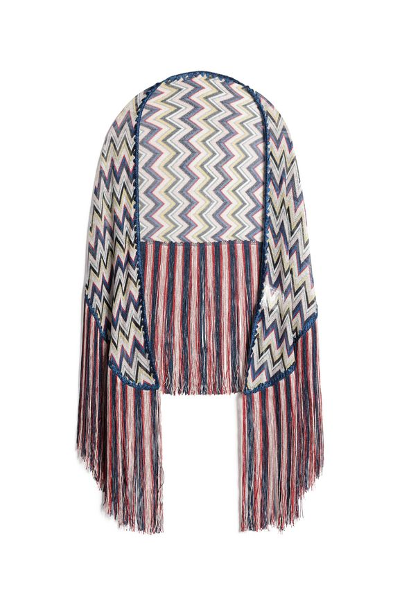 MISSONI Shawl Woman, Product view without model