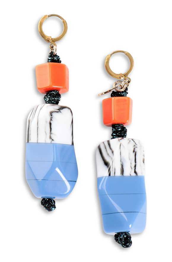 MISSONI Earrings Woman, Frontal view