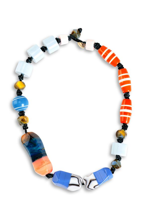 MISSONI Necklace Woman, Frontal view