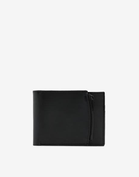 MAISON MARGIELA Leather zip wallet Wallets Man f
