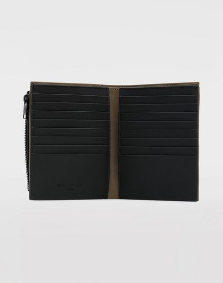 MAISON MARGIELA Leather wallet Wallets Man d