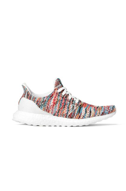 MISSONI ADIDAS X MISSONI ULTRABOOST Red E - Back