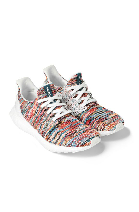 MISSONI ADIDAS X MISSONI ULTRABOOST E, Rear view