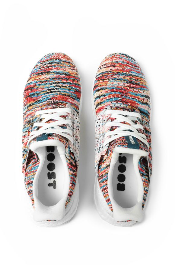 MISSONI ADIDAS X MISSONI ULTRABOOST E, Side view