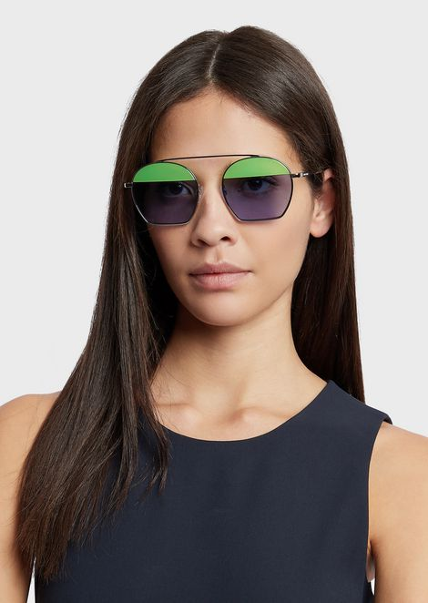 EMPORIO ARMANI Sunglasses Woman d