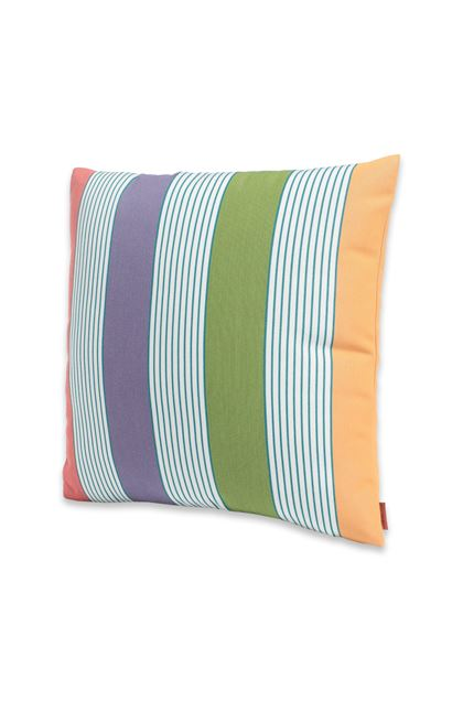 MISSONI HOME WELKOM CUSHION Green E - Back