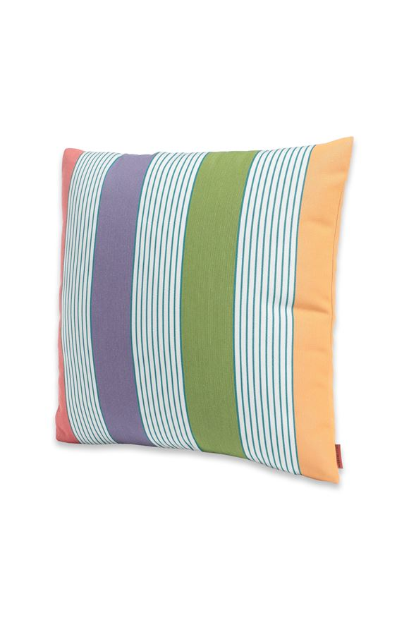 MISSONI HOME WELKOM CUSHION Green E