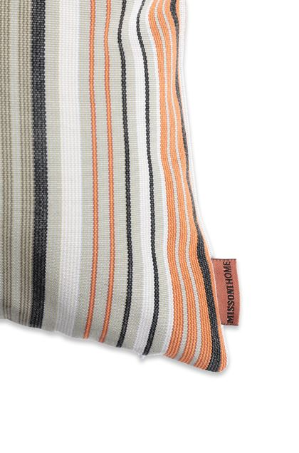 MISSONI HOME WINDHOEK CUSHION Sky blue E - Front