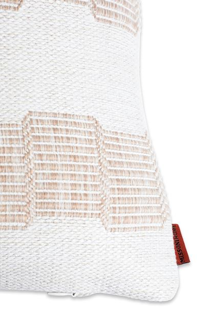 MISSONI HOME WASIRI CUSHION Beige E - Front