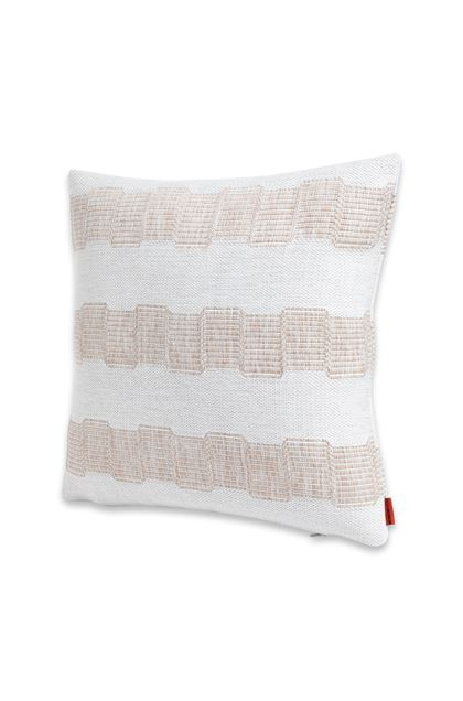 MISSONI HOME WASIRI CUSHION Beige E - Back