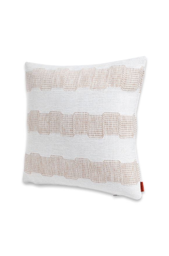 MISSONI HOME WASIRI CUSHION Beige E