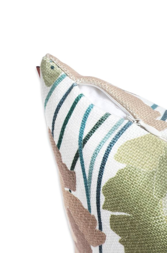 MISSONI HOME WAYA CUSHION E, Side view